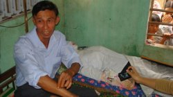 مردی که پنج سال در کنار جسد همسرش میخوابید