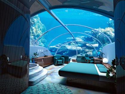 عکس هایی دیدنی از عجیب ترین هتلهای دنیا