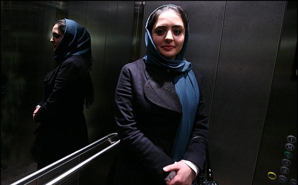 عکس های نرگس محمدی بازیگر نقش ستایش | www.irannaz.com