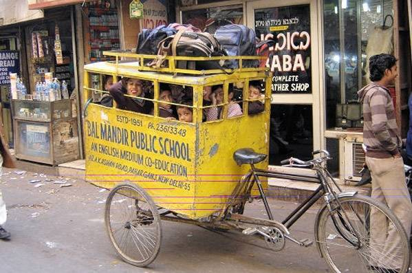 تفاوت باور نکردنی سرویس مدارس ژاپن و پاکستان