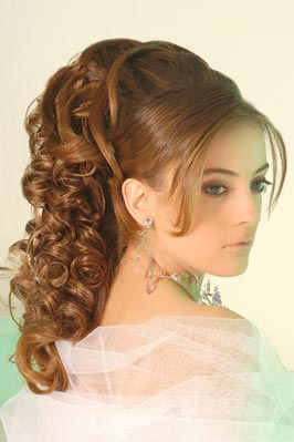 جدیدترین مدل های شینیون مو در سال 2011