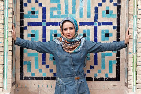 عکس بازیگران-شبنم قلی خانی / www.irannaz.com