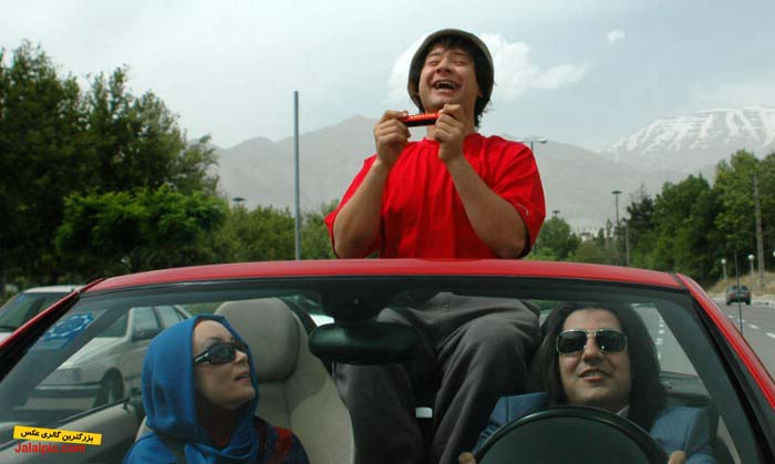 عکس هایی طنز و بسیار خنده دار از علی صادقی