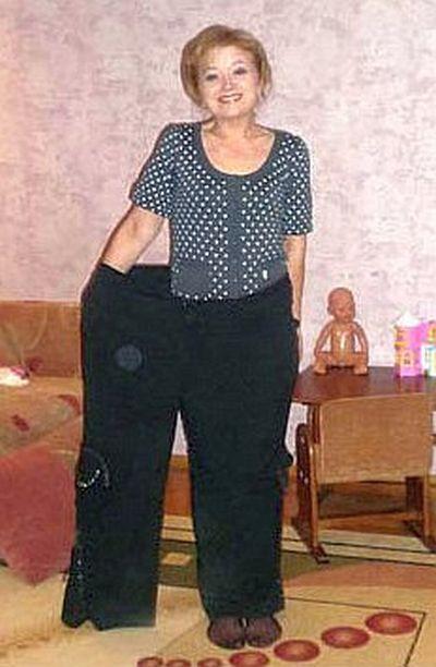 زنی 150 کیلویی که در عرض 1.5 سال مانکن شد!!