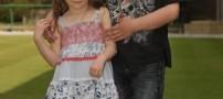 كودكی پنج ساله با یك متر و نیم قد+عکس