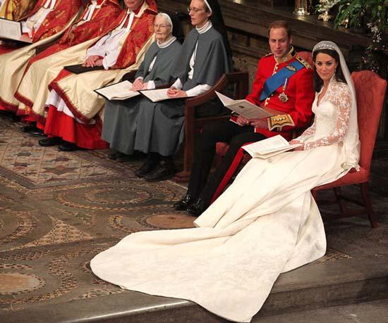 عکس هایی از مراسم عروسی شاهزاده انگلیس