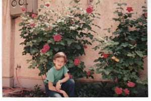 عکس هایی بسیار جالب از کودکی بهرام رادان