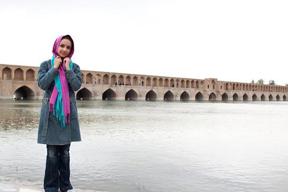 جدیدترین عکس های شبنم قلی خانی در سال 1390