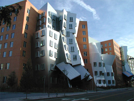 عکسهایی دیدنی از عجیب ترین ساختمان های دنیا