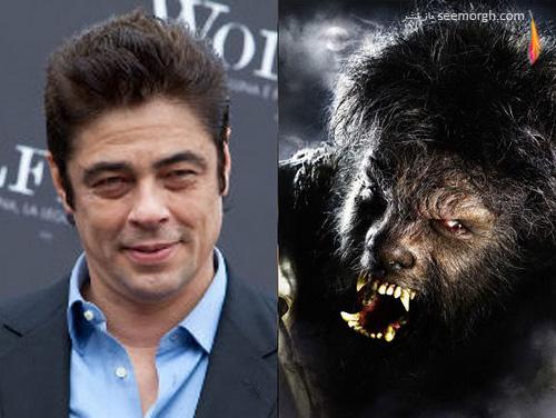 عکس هایی از تغییر قیافه باورنکردنی بازیگران هالیوود