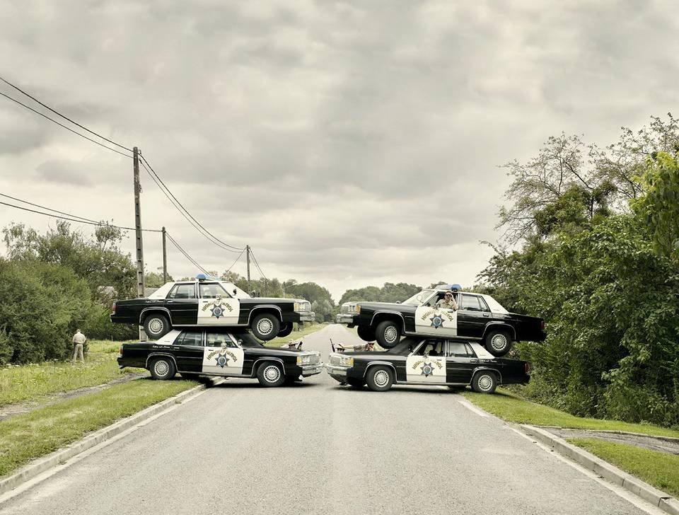 عکس های گرافیكی از صحنه های جالب و خنده دار