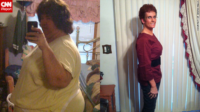 زنی با ۴ قانون ساده 125 کیلو وزن کم کرد !