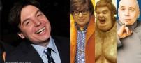 گریم های جالب و باور نکردنی بازیگران هالیوودی
