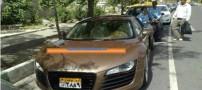 تهران در تسخیر ماشین های مدرن (گزارش تصویری)
