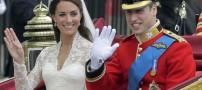 چینی ها سر عروس ملکه انگلیس هم کلاه گذاشتند!!