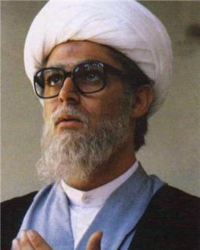 محمد رضا گلزار در لباس روحانیت + عکس