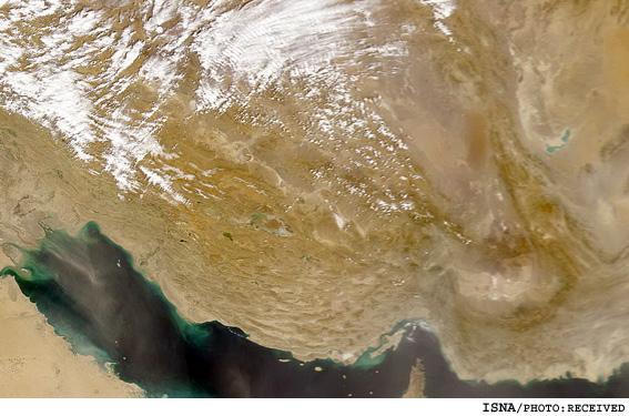 عکس هایی دیدنی و شگفت انگیز فضایی از ایران