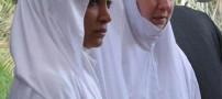 عکس های الهام حمیدی و بازیگران زن در حج