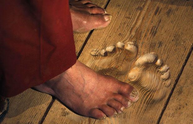 وقتی عبادت از روی اخلاص باشه (تصاویر جالب)