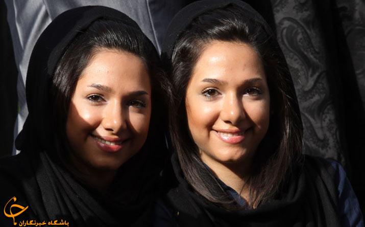 عکس هایی دیدنی از جشنواره دوقلوها در تهران