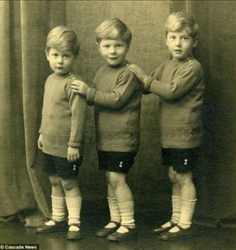 زندگی پیرترین سه قلوهای جهان به روایت تصویر