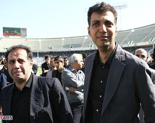 گریه فردوسی پور در مراسم تشییع ناصر حجازی