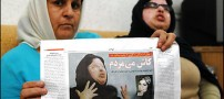مجازات اسید پاش به تعویق افتاد + عکسهای دردناک