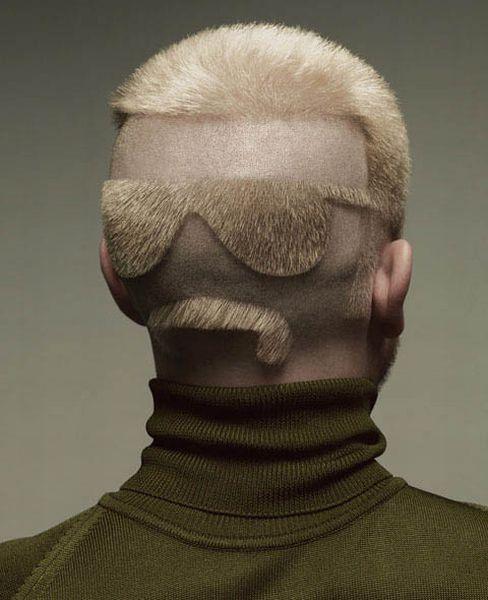 عکس های بسیار خنده دار از عجیب ترین مدل های مو