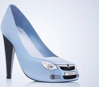 عکس های عجیب ترین و خنده دار ترین کفش های دنیا
