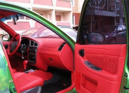 عکس های بسیار جالب و دیدنی از ماشین هندوانه ای