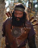 چهره واقعی بازیگر نقش حرمله در سریال مختارنامه