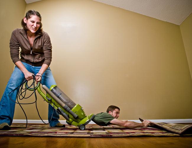 عکس هایی خنده دار از زن و شوهری فتوشاپیست