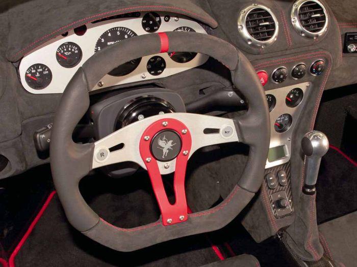 عکسهای سریعترین اتومبیل های جهان