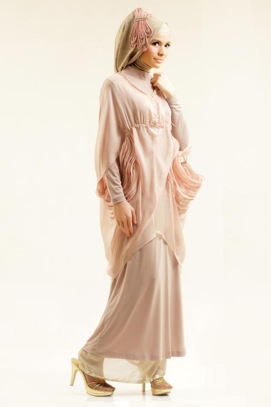 مدلهای جدید لباس نامزدی با حجاب