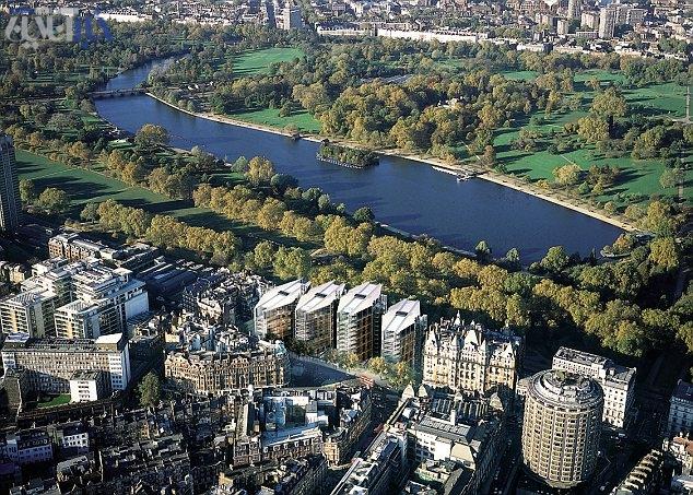 گزارشی از گرانترین پنت هاوس جهان در لندن!