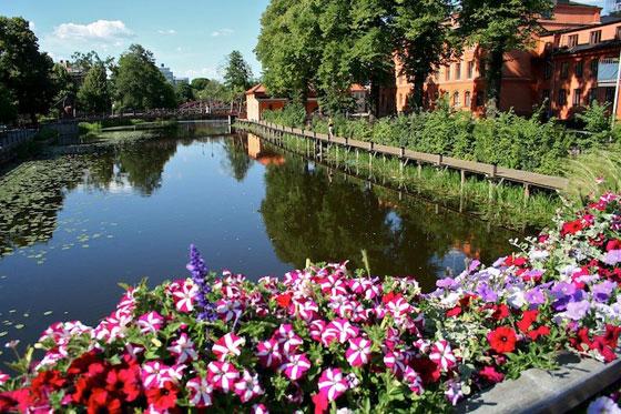 عکس زیبا از کشور سوئد