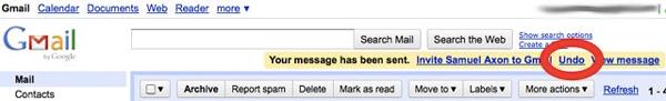 ایمیل ارسال شده را بازگردانید !!
