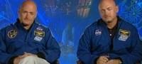 اولین فضانوردهای دوقلو در فضا