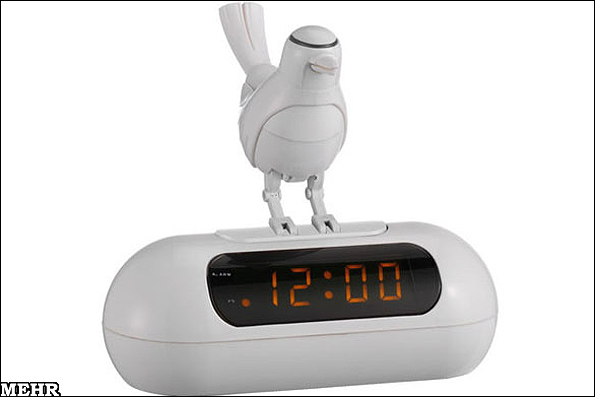 عجیب ترین ساعتهای زنگدار