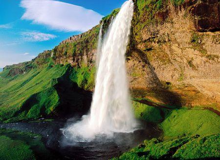 عکسهایی از زیباترین آبشارها