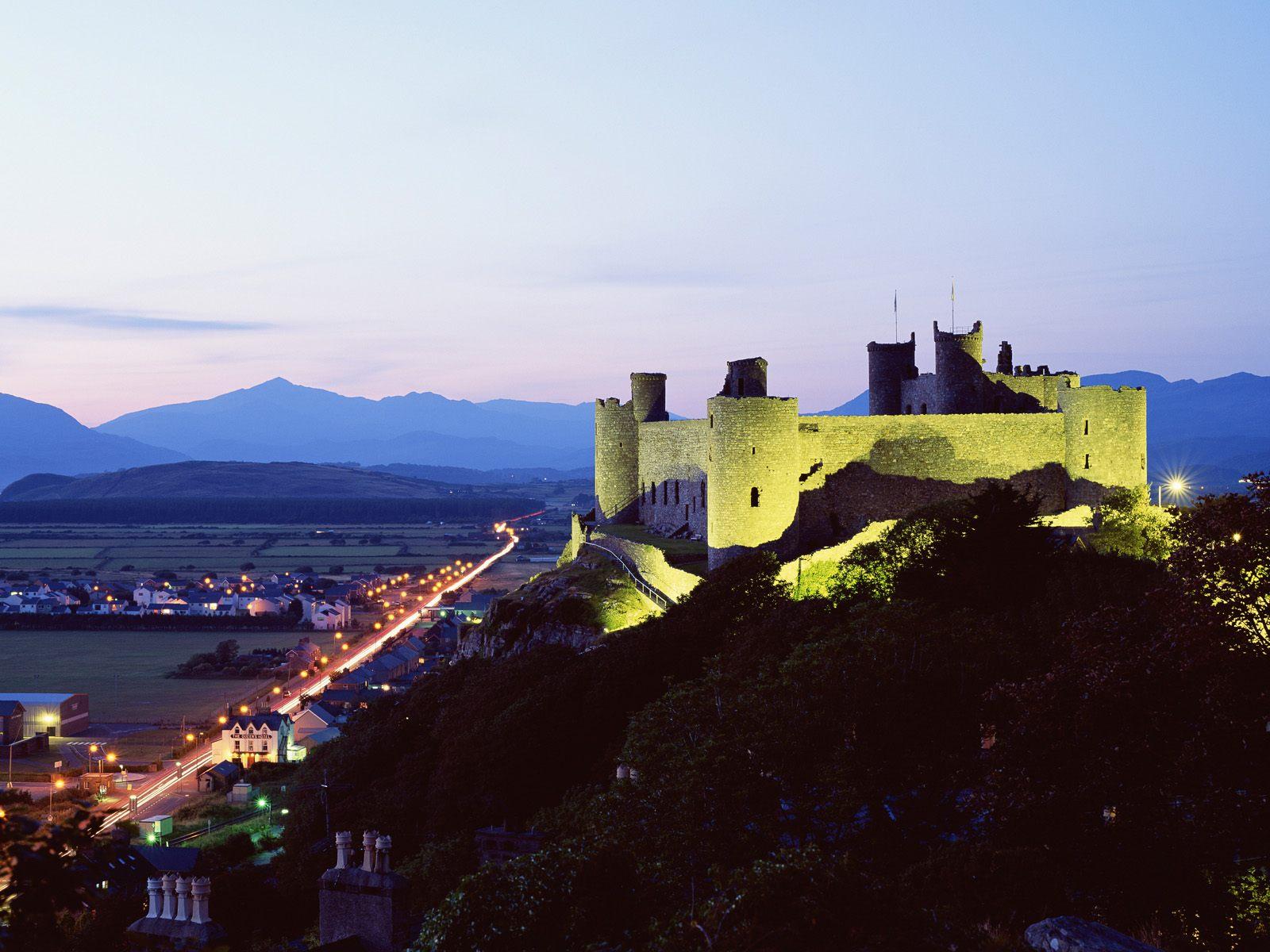 عکسهای 10 قلعه بسیار زیبای جهان