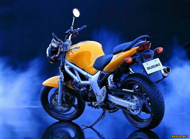عکسهایی از موتور سیکلت های اسپرت !!