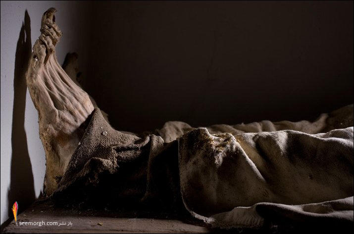 دخمه حیرتانگیز: اینجا مردهها نمی خوابند!!