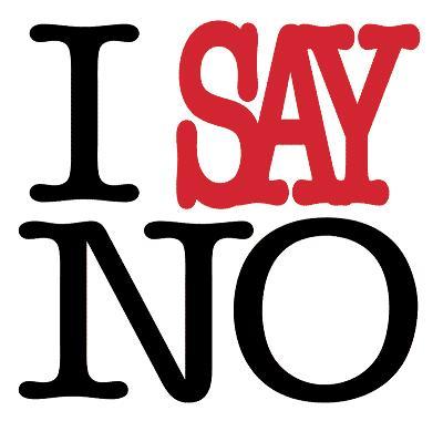 هفت راه برای نه گفتن