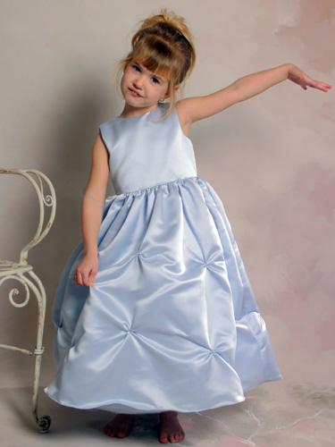 مدل های لباس عروس دختر بچه ها