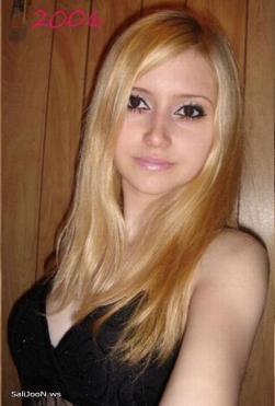 عکس هایی از تغییر جهره های متفاوت یک دختر زیبا