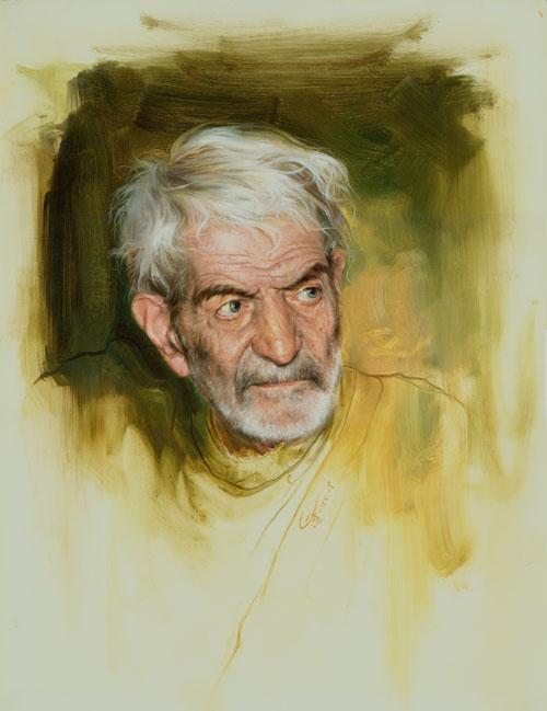 نقاشی هایی بسیار زیبا اثر استاد مرتضی کاتوزیان