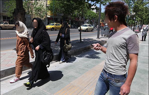 عکس مد روز تهران