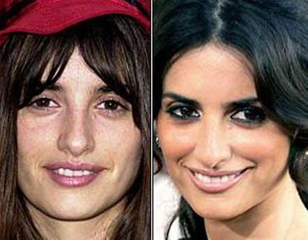 عکسهای دیدنی از چهره واقعی هنرمندان هالیوودی