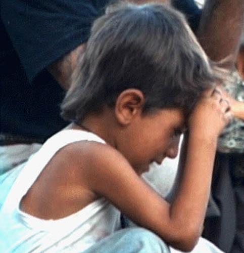 عکس هایی از وقیحانه ترین سوء استفاده از کودکان